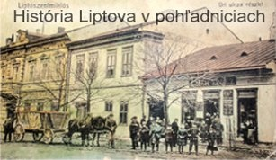 Histria Liptova v pohadniciach