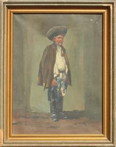 Dedo v klobúku