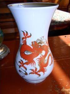 Váza Wallendorf